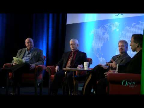 Big Datas Big Impact on Enterprise IT The Open Group Panel Discussion
