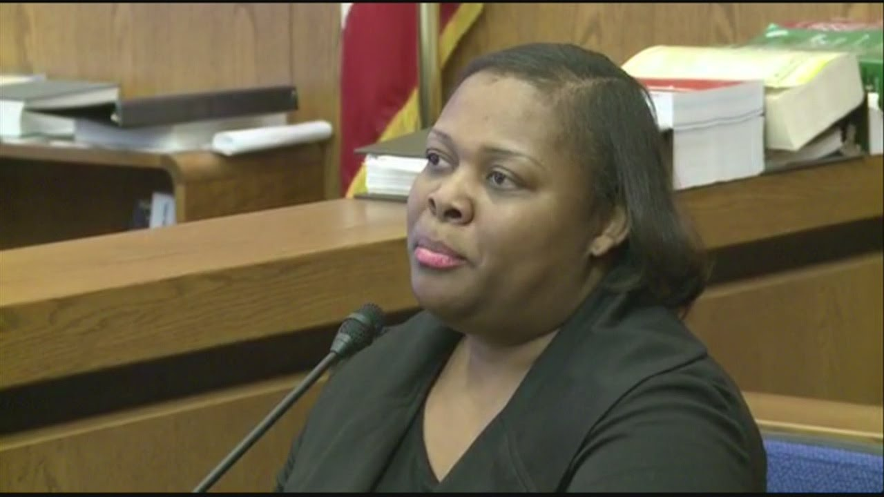 Timothy Russell's sister, Michelle Russell testifies