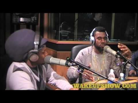 Wake Up Show: KANYE WEST (Part 1 of 6)