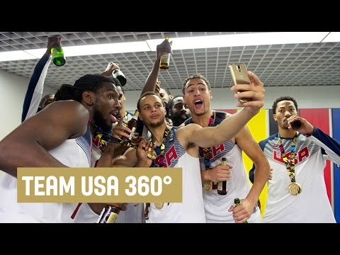Team USA's 360° videos at Spain 2014 - Throwback Thursday
