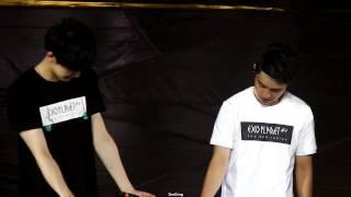 Download Lagu EXO ChanSoo So Cute ❤Chanyeol & Kyungsoo Couple❤ Gratis STAFABAND