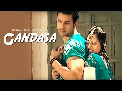 gandasa Resham Singh Anmol (full Song) | The Beginning video