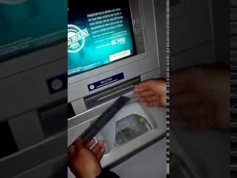 ¡Ojo! Ladrones obstruyen cajeros electrónicos de Tunja para quedarse con su dinero