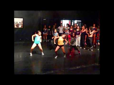 Beyonce - End Of Time Choreography by: Dejan Tubic & Janelle Ginestra
