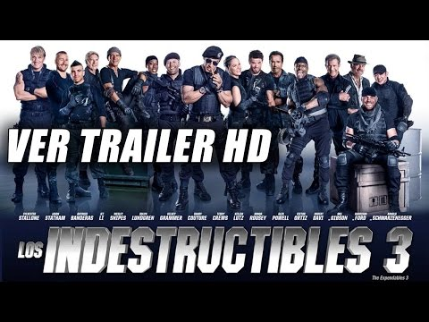Los Indestructibles 3 - The Explendables 3 - Spot TV 20 Seg.