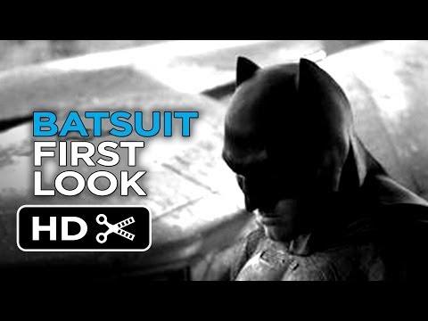 Batman Vs. Superman - Batman First Look (2016) - Zack Snyder Movie HD
