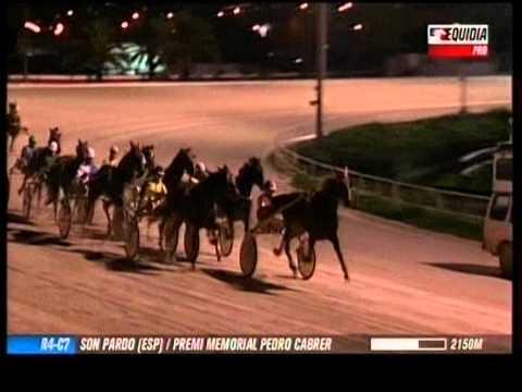 Vidéo de la course PMU PREMI MEMORIAL PEDRO CABRER