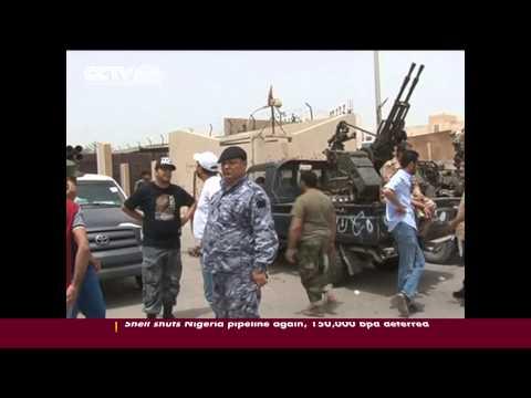 Libya's Prime Minister Ali Zeidan abducted