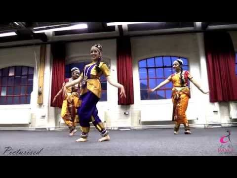 Ri Ri's Dance Acad - Bollywood & Bharatanatyam Twist! video