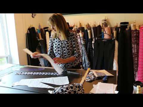 Let's Sew - Max Mara Top - Episode 93