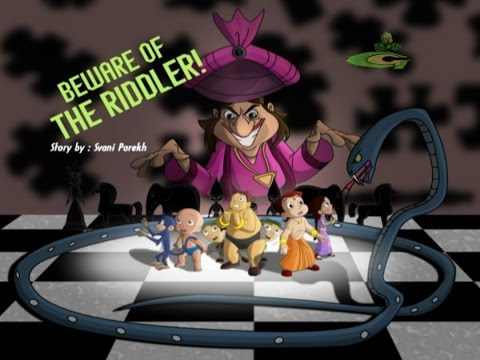 Chhota Bheem - Beware of the Riddler
