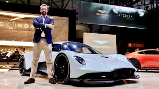 NEW 'Son Of Valkyrie' Aston Martin AM-RB 003 Hypercar FIRST LOOK