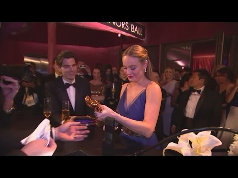 OSCARS 2016: Brie Larson Speaks After Her Best Actress Win