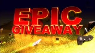 Huge Gaming Giveaway 2016!! 500 sub special [Closed]