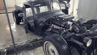 Сборка Rat Rod (Hot Rod) из Chevrolet Caprice и ZIL 157