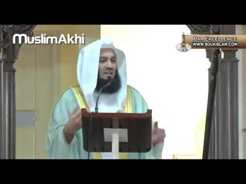 Post Ramadan - Jumuah Khutbah - Mufti Menk - Malaysia | 25 July 2014 |
