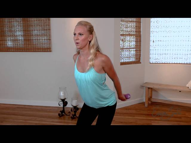 NEW DVD's: Functional Pilates-Infused Workouts Promo Video