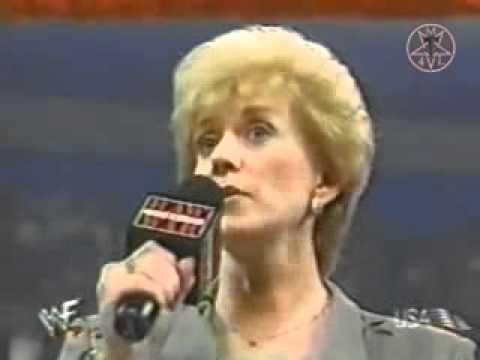 Kane,Rock,Undertaker,Linda,Vince,In Ring Segment 6-12-00 (2/2)
