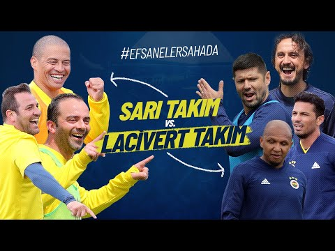 #EfsanelerSahada: Alex de Souza, Tuncay Şanlı, Semih Şentürk, Fabio Luciano, Aurelio
