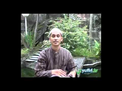 Video Ceramah Islam Pelajaran Cara Wudhu Yang Benar (#1) - Ustadz Muhammad Abduh Tuasikal