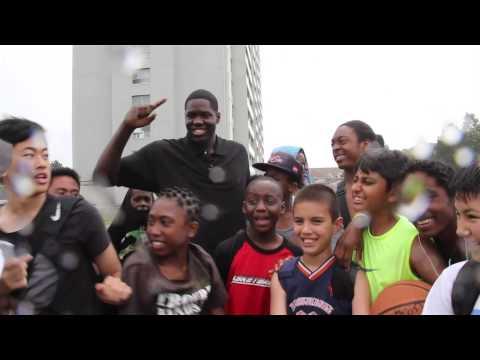 CIA Bounce TV- Anthony Bennett Visits Boys & Girls Club