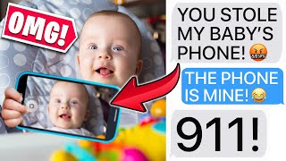 "r/EntitledParents | ""YOU STOLE MY *BABY'S* IPHONE! GIVE IT BACK!"""