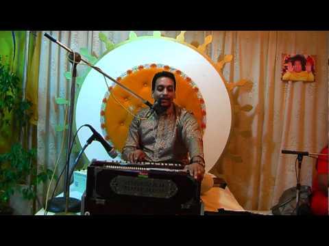 Hanuman Bhajan - Mere Mana Me Base by Pundit Munelal Maharaj