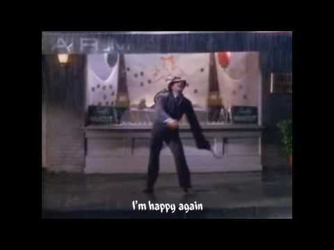 I m singin in the rain (lyrics)