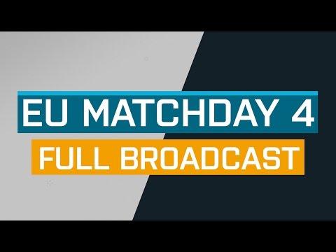 Full Broadcast - EU Matchday 4 - ESL Pro League Season 5 - EnVyUs HellRaisers | LDLC Heroic