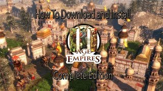 Age of Empires III: Complete Collection How To Download Dan Install (indonesia)
