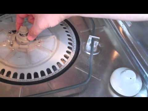 Dishwasher Repair Made Fun   How to Clean the Screen/Filter   Part 1 of 3
