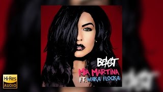 Mia Martina Beast Feat Waka Flocka Single