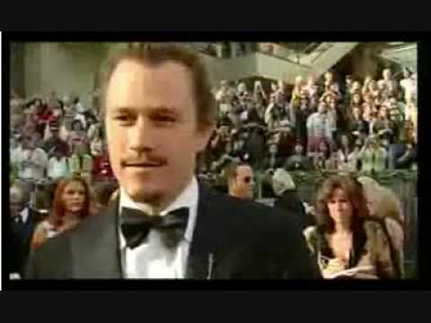 Heath Ledger - Drug Allegation Story - Pulled from TV 2008