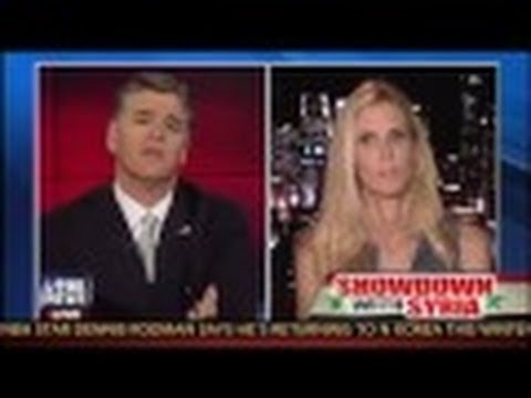 Ann Coulter to Hannity: Putin Is Making a 'Monkey' Out of Obama on Syria