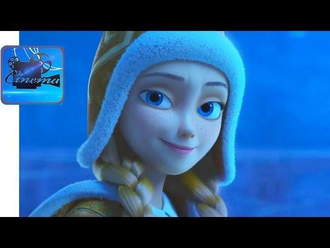 Снежная Королева 3 [2016] Музыкальное Видео - Песня «Пламя и Лёд»