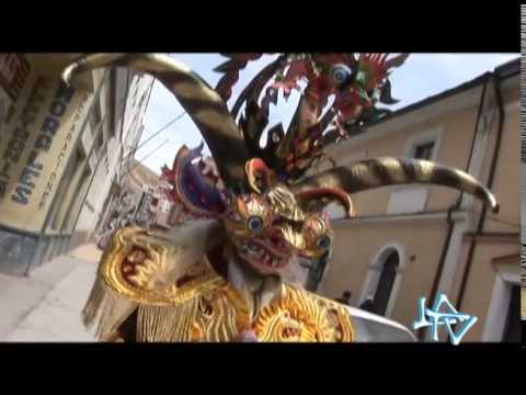 Carnaval de Oruro - Bolivia canal de ECUADOR