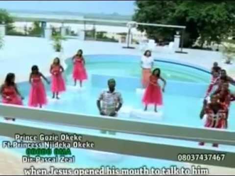 Prince Gozie Okeke & Princess Njideka Okeke Performs Great Anointing Praise Vol 2 Pt. 1 video