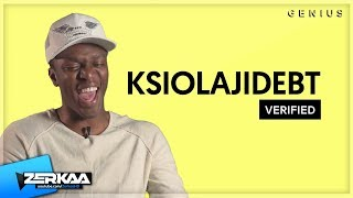 KSI - Little Boy (Official Lyric Breakdown)