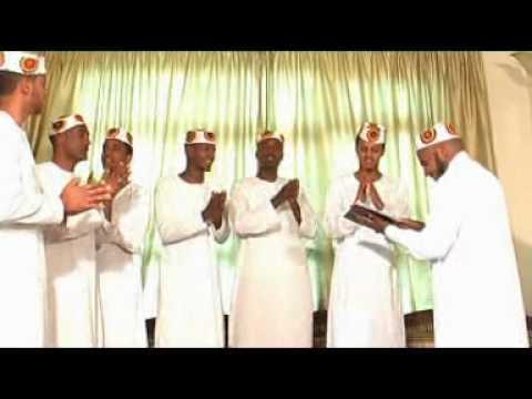 Ethiopian Menzuma -Selamalikum Nebi Ramadan 2012