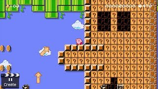 Top 5 Kirby Levels in Super Mario Maker