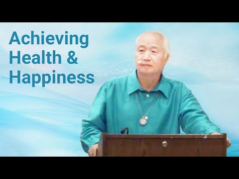 Achieve Health and Happiness by Changing Your Energy