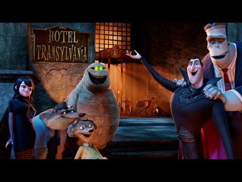 Hotel Transilvânia   Trailer Dublado   5 de outubro nos cinemas