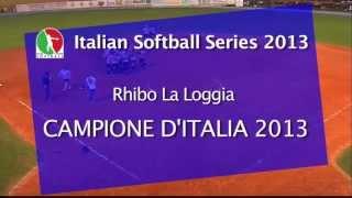 Finale ISL 2013   Bollate - LaLoggia  GARA 4