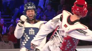 [Highlight] This is Manchester! | WTF World Taekwondo GP 2014 Series 3 - Manchester