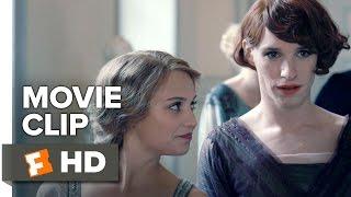The Danish Girl Movie CLIP - At the Ball (2015) - Eddie Redmayne, Alicia Vikander Drama HD - Продолжительность: 43 секунды