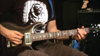 How to play ACDC for guitar - 5 Riffs Included