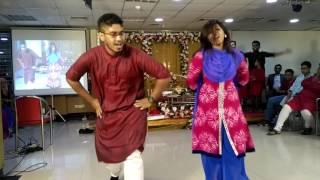 Uth Chhuri Tor Biye Hobe | Adit's Holud Dance