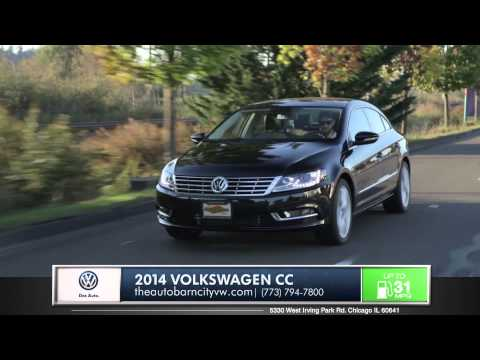 2014 VW CC Walk Around  | Autobarn City VW - Volkswagen  Dealer in Chicago, IL