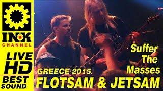 Watch Flotsam  Jetsam Suffer The Masses video