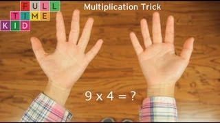 Multiplication Trick | Full-Time Kid | PBS Parents